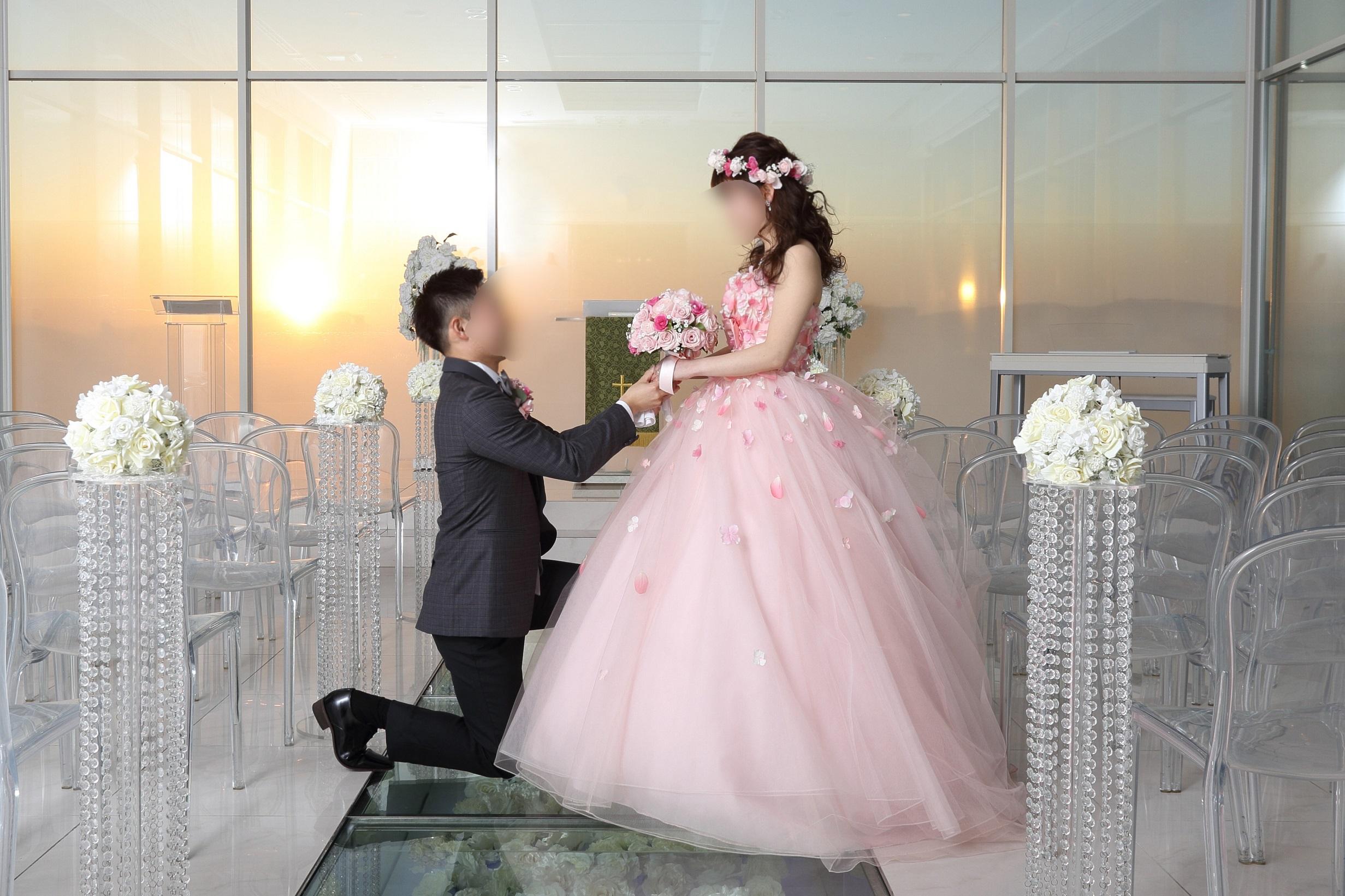 ゲストとの距離感・アットホームな結婚式ができました♡