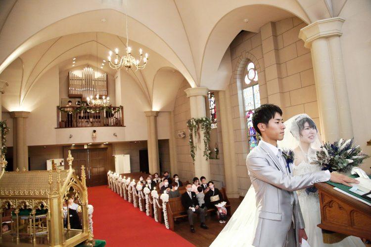 二部制結婚式で安心して大切な方々との時間を♪